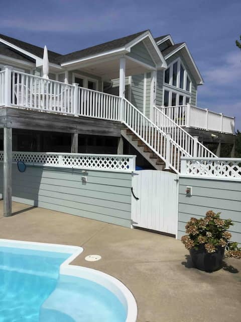 Luxury Duck NC Beach House recently renovated