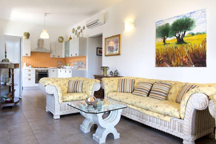 Mondello House on the beach (2 min) - ปาแลร์โม่ - อพาร์ทเมนท์