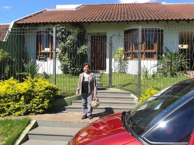 """Iguassu""""Rosa´S House """"-Girasol"""