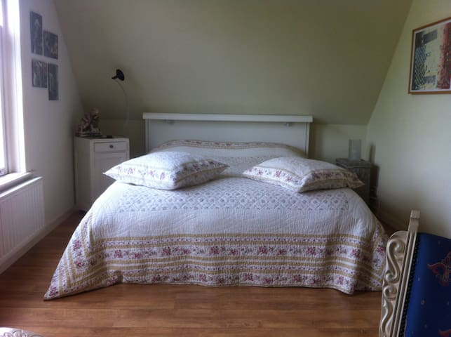 cosy house near city+ beach  - Middelbourg - Bed & Breakfast