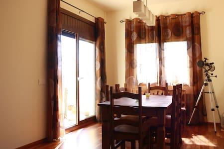 Fantastic duplex apartment - Maçanet de Cabrenys