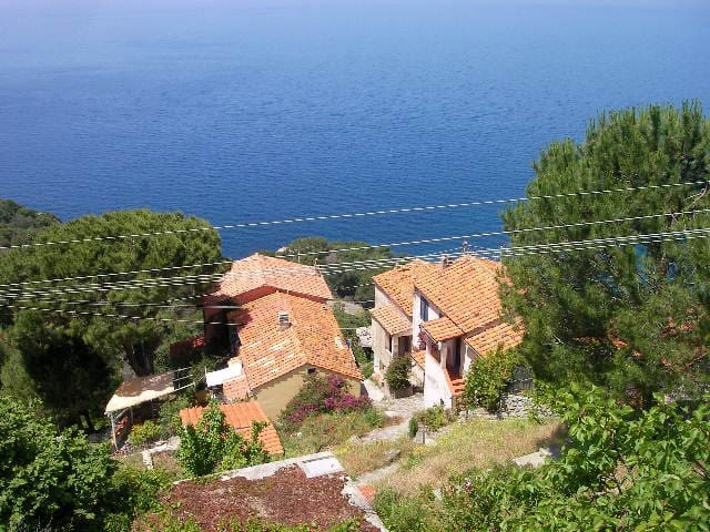 Elba island, house sea view - Patresi - 一軒家