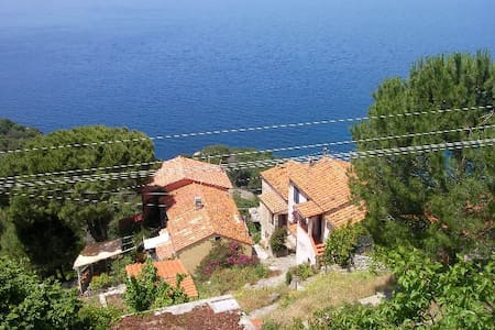 Elba island, house sea view - Patresi