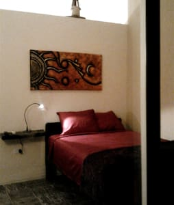 Room 1  With upgraded Bedding uprated WiFi - San Blas