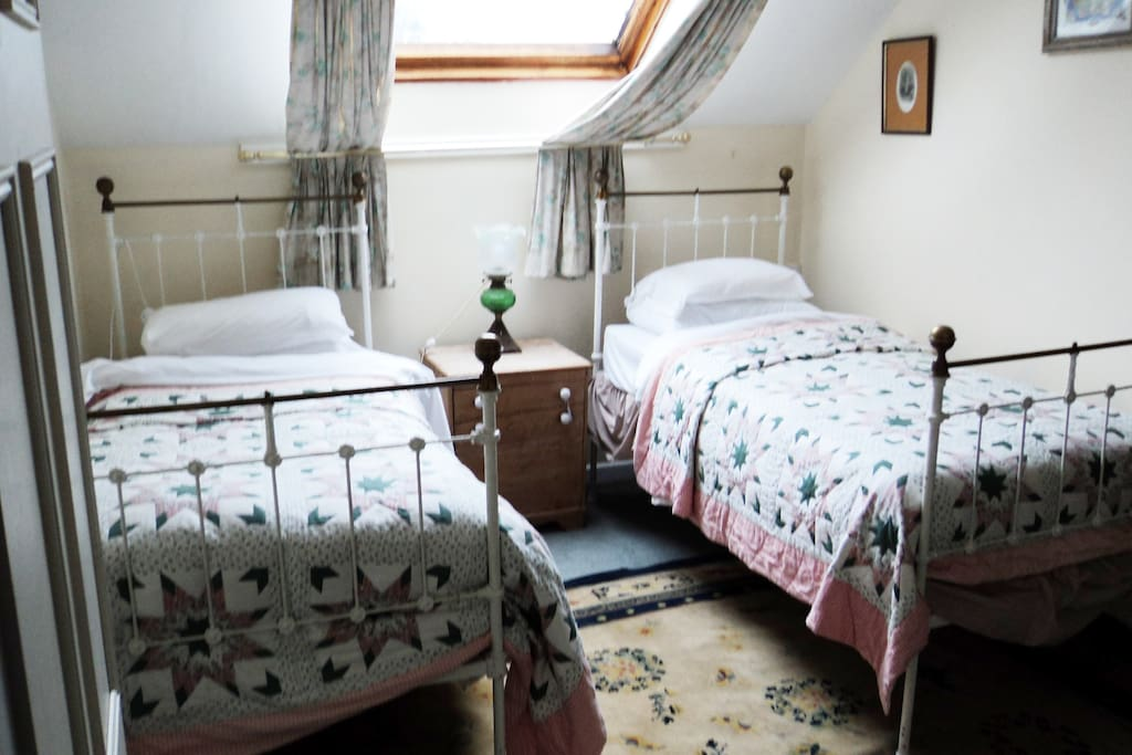 Bed And Breakfast In Castledermot Ireland