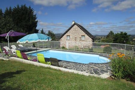 Gîte de Razeix - Objat - Haus