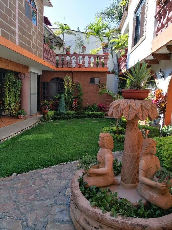 Hermosa casa en Tlaltenango