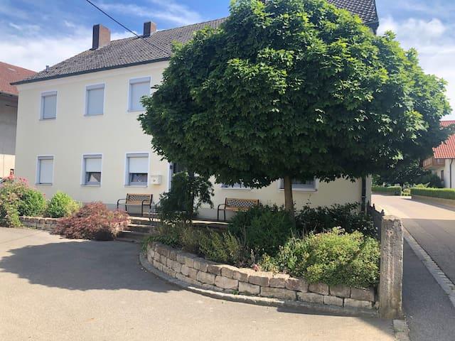 Bauernhaus am Limes