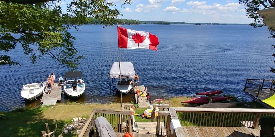 Calabogie Lake Cottage