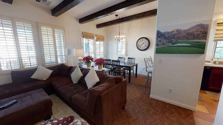 (LV216) Airy Upstairs Two Bedroom Legacy Villas Lock-Off