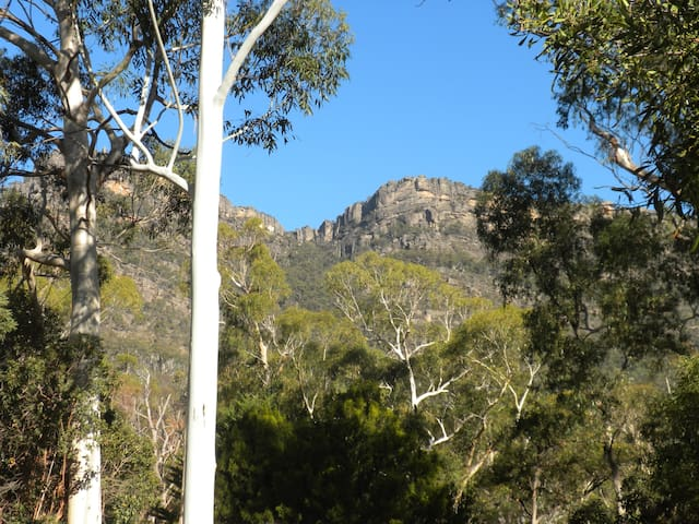 Amazing views- modern 1BR apartment - Halls Gap - Apartamento
