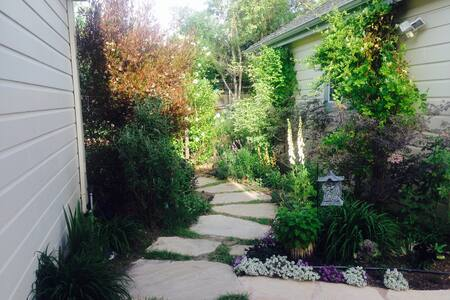 Zen Rose Garden House - Sebastopol - Dům