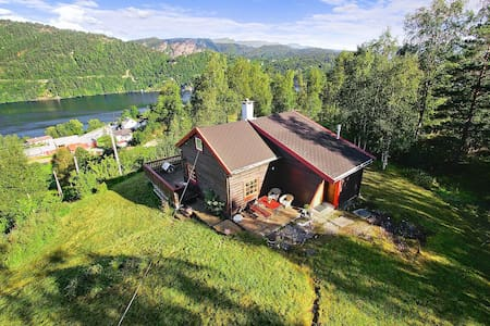 Idyllisk hytte 1 time fra Bergen - Bergen