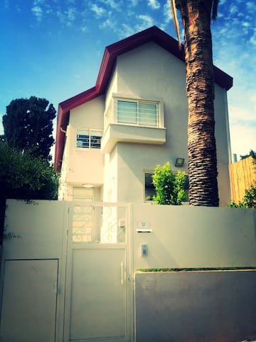 Luxury Beautiful House in Tel-Aviv  - Tel Aviv - House