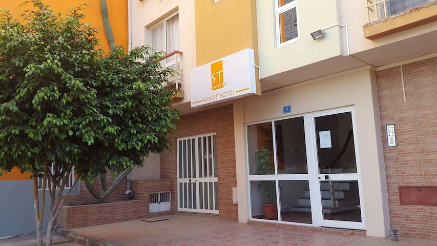 Cozy and well located apartment in Praia, GF