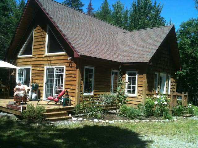Lovely Mountain Home - Carrabassett Valley - Hus