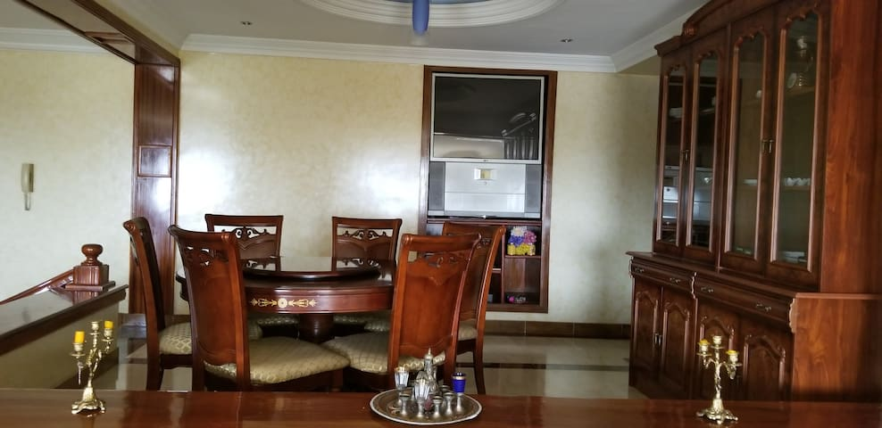Luxury 3 bedroom Apartment Agdal