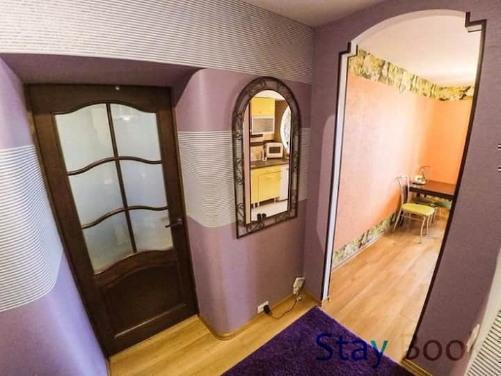 Квартира на проспекте Строителей 10