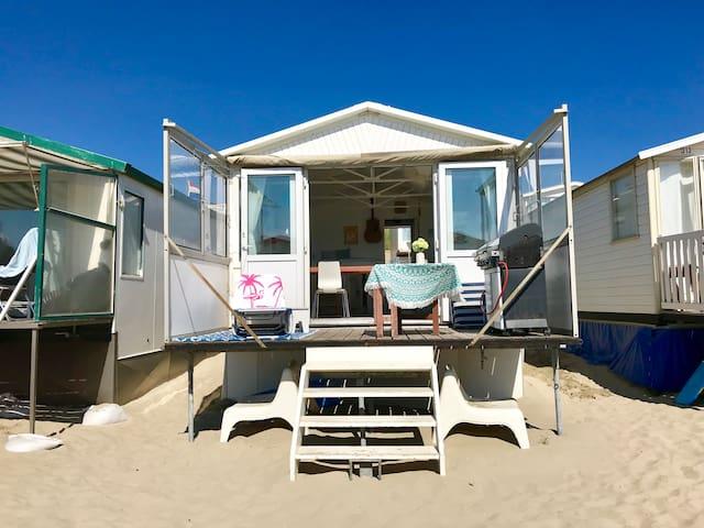Strandhuisje Cosi Beach House IJmuiden