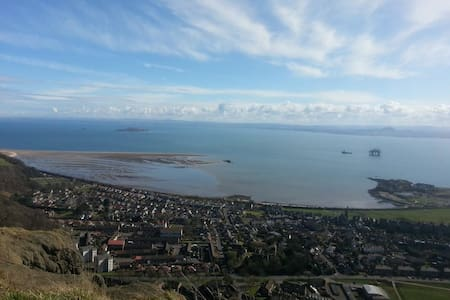 Mermaid Retreat(with Dr Who toilet) - Burntisland - Apartment