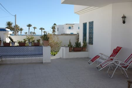Villa - 150 m from the beach - Mahdia