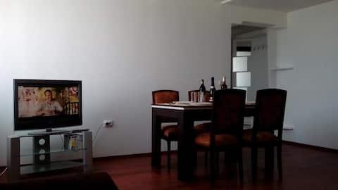 Apartment Magurele Wood 1