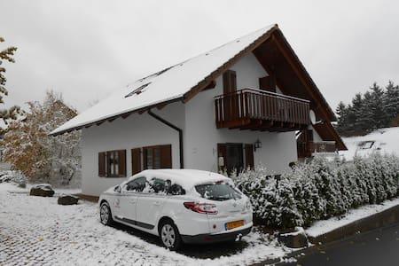 Mooi modern 8 pers huis Duitsland! - Kirchheim