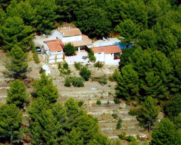 Villa Marvisane - La Cadière-d'Azur - Huis