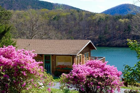 Enchanted Cabin - Huddleston - 小木屋