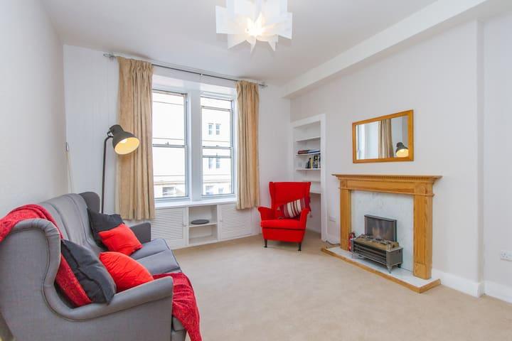 Bright central apartment,