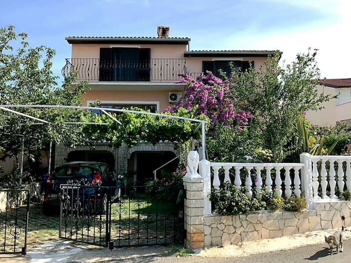 A Warm Welcome in Villa Erika!