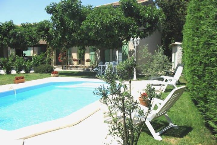 Vos vacances en Provence  - Verquiéres - Apartment
