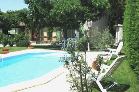 Vos vacances en Provence  - Verquiéres