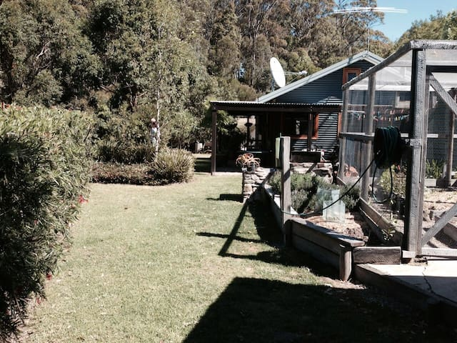 Picturesque cottage near Tilba NSW - Central Tilba - Cabin