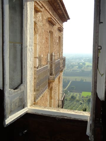 Rooms with a view - Cassino - Casa