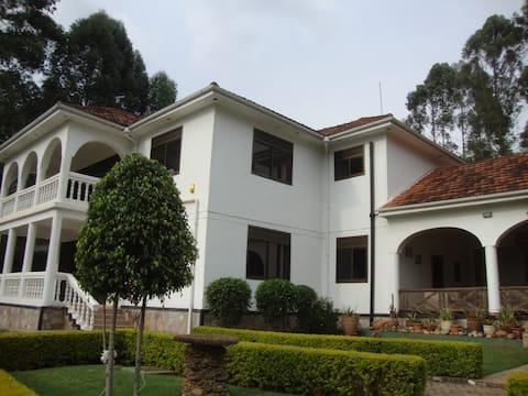 Makanga Serene Kabale view