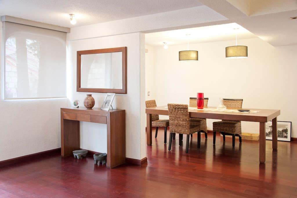 WONDERFUL ROOM IN COYOACAN HOUSE