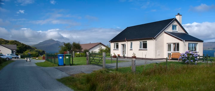 Taigh an t-Sithein, Cottage, Isle of Skye.