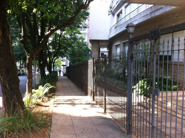 Safe and calm area. Higienopolis is one of the best suburbs of Sao Paulo!
