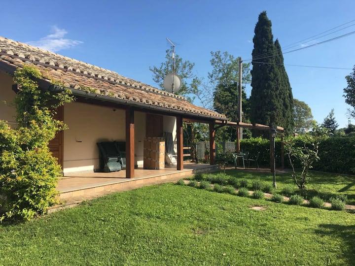 Villa Raniero Gatti   Borgo Diffuso di San Michele