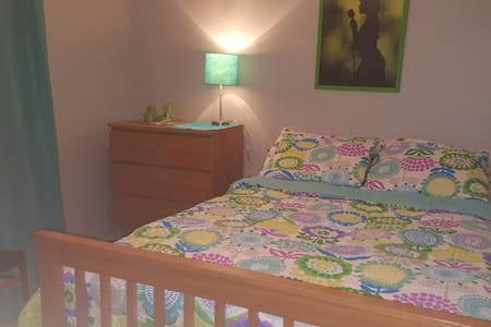 Double bed, close to everything - Kennesaw - Hus