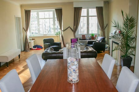 Apartment located at the city park - Antwerpen - Lakás