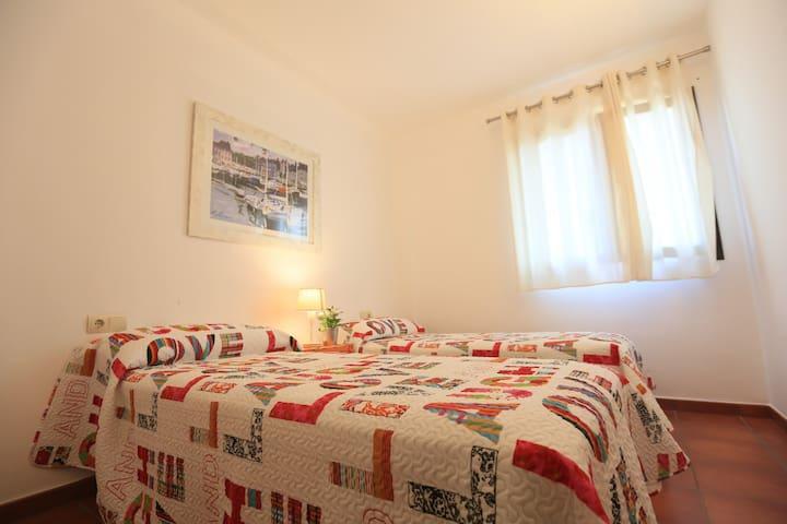 Marina Sant Jordi 33 2º 6ª - Ametlla de Mar - Apartment