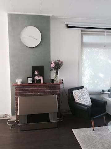 Cosy and sunny apartment close to the city centre - Rotterdam - Apartment