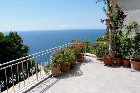 Beautiful house in Positano