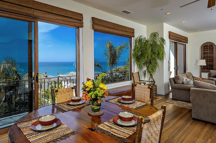 Exquisite Ocean View, Custom Home - Encinitas - Hus