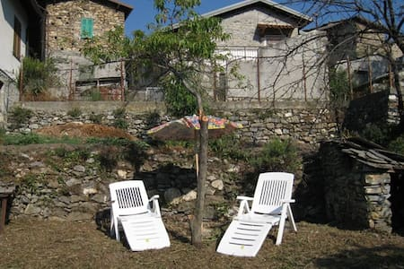 Full-comfort house in a village - Molini di Triora - Dom