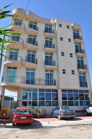 AG PALACE HOTEL - Addis Ababa - Bed & Breakfast