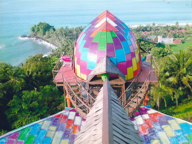 Karang Aji Beach Villa -cimaja, IND