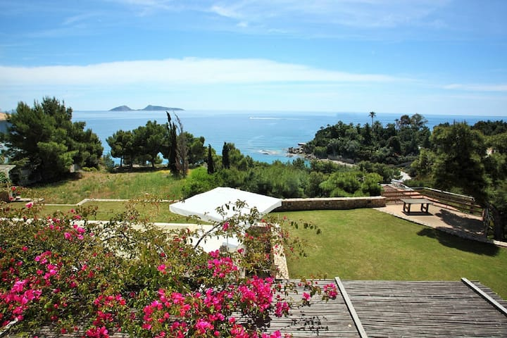 Villa MamaMia, Relaxation-Privacy, Walk to the Sea